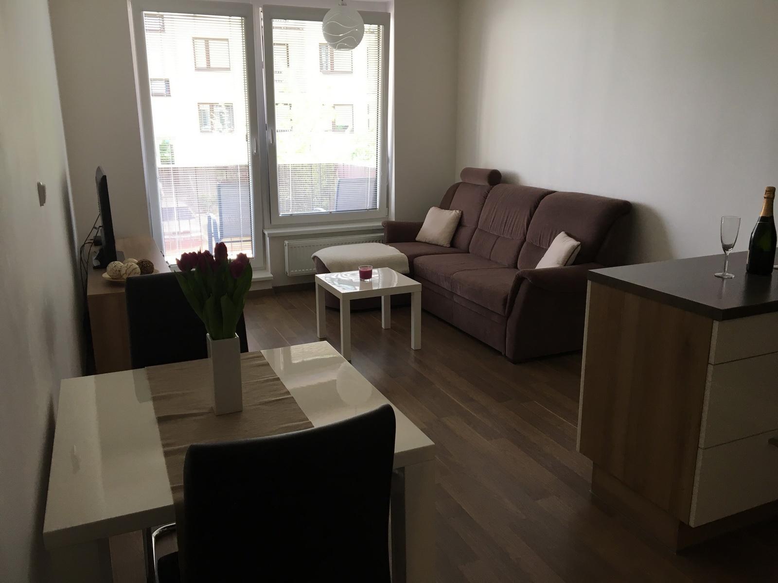 Byt 2+kk 57,7 m2 Zakšínská ul., Praha 9 -Střížkov