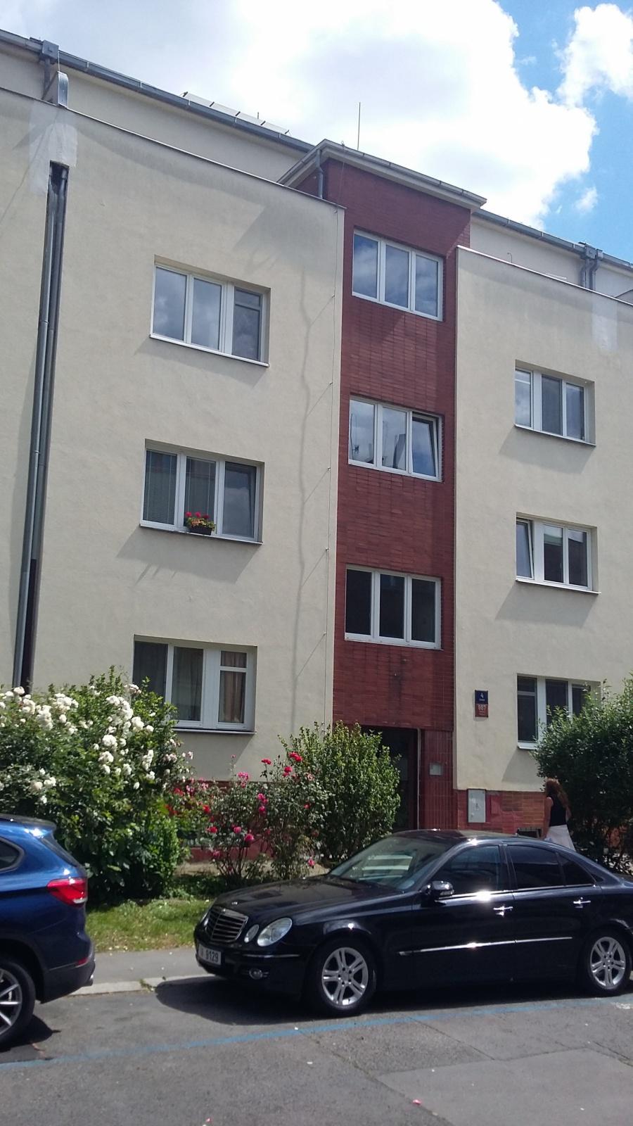 Byt 2+kk 44,91 m2, Praha 6 - Bubeneč