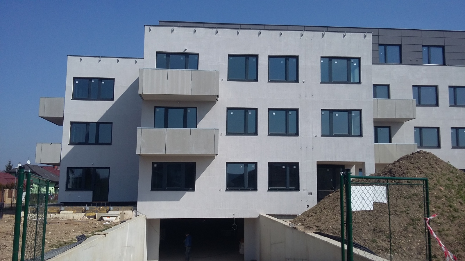 Byt 3+kk, 89,30 m2, Horoměřice, Projekt Višnovka - bytové domy