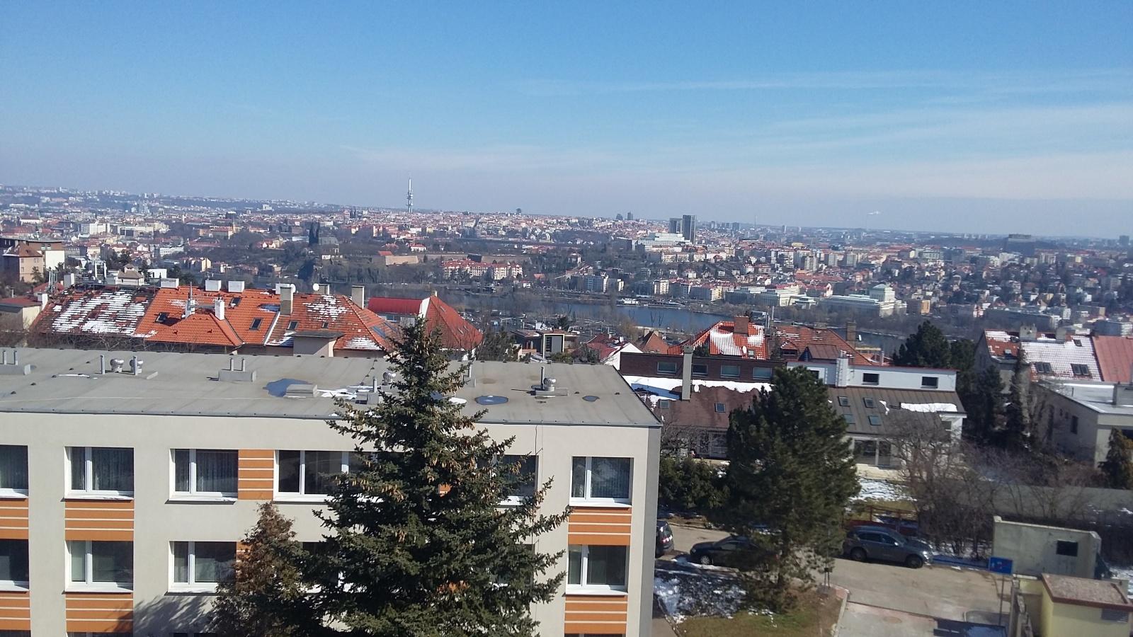 Byt 3+kk, 95,36 m2, Bytový dům Tětínská Praha 5 - Radlice