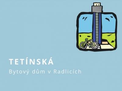 Bytový dům Tětínská Praha 5 - Radlice