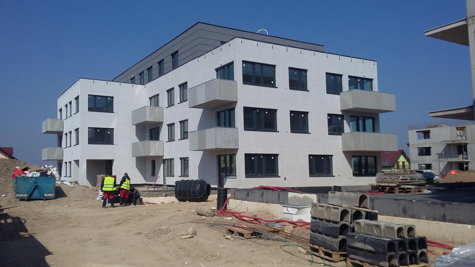 Byt 3+kk, 89.30 m2, Horoměřice, Projekt Višnovka - bytové domy