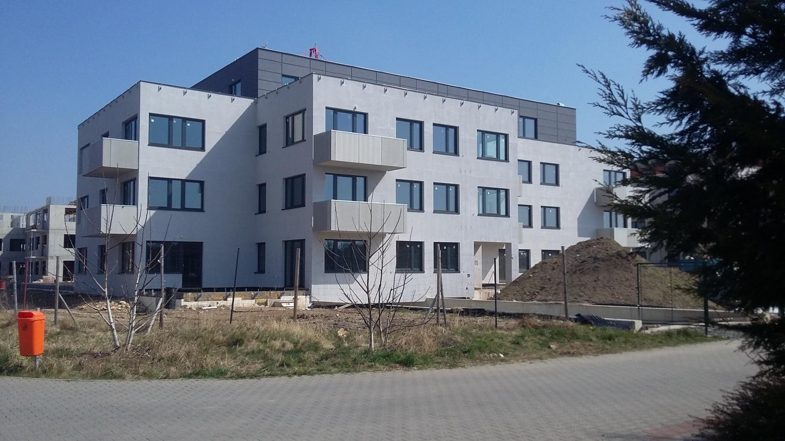 Byt 2+kk, 57.3 m2, Horoměřice, Projekt Višnovka - bytové domy